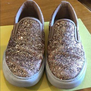 GAP Glitter Shoes, size 2